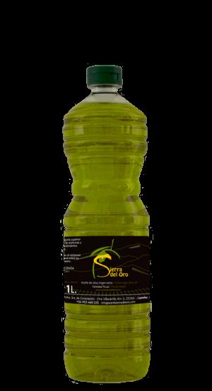 Botella de 1 L | Aceite de Oliva Virgen Extra | Aceite Sierra del Oro
