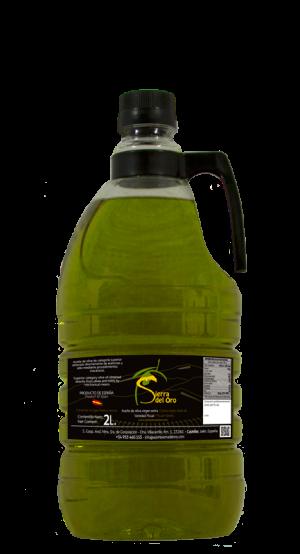 Garrafa de 2 L | Aceite de Oliva Virgen Extra | Aceite Sierra del Oro